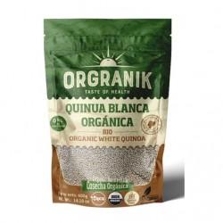 Quinua blanca oraganica 400 gramos Marca Orgranik