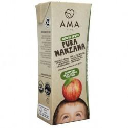 Jugo manzana organico 200 cc Marca Ama