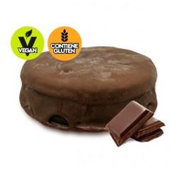 Alfajor chocolate tradicional 130 gramos Marca Zenzero