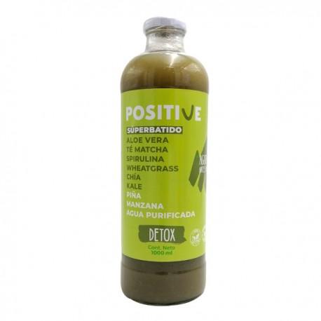 Positive detox 1 litro Marca Positive
