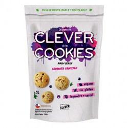 Clever cookies maqui berry 150 gramos Marca Eat Clever