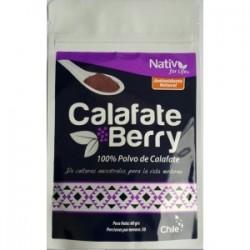 Calafate berry 60 gramos Marca Nativ For Life