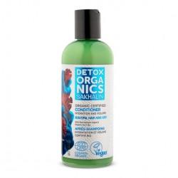 Acondicionador detox organics 260 cc Marca Natura Siberica
