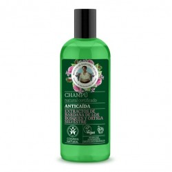 Shampoo anticaida 260 cc Marca Babushka Agafia