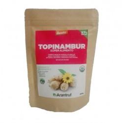 Polvo de topinambur organico 200 gramos Marca Arantruf
