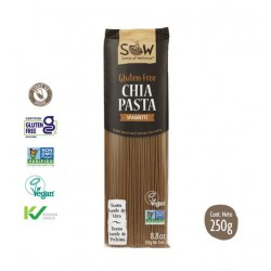 Chia spaghetti sow 250 gramos Marca Sow