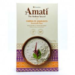 Harina de amaranto 300 gramos Marca Amati