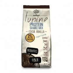 Batido Proteina Lupino Cacao Vainilla 454 gramos Marca Terrium