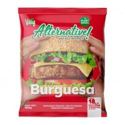 Burguesa alternative 100 gramos Marca Vilay