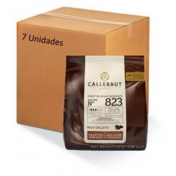 CHOCOLATE LECHE 400 GRS